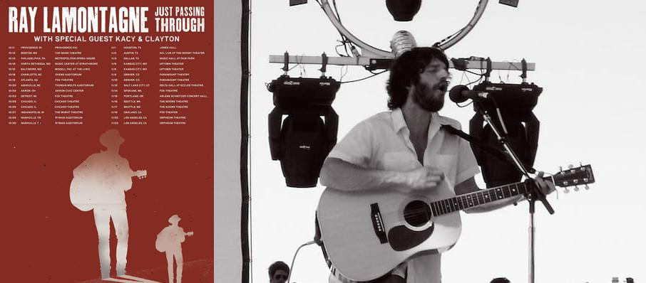 Ray LaMontagne at Uptown Theater