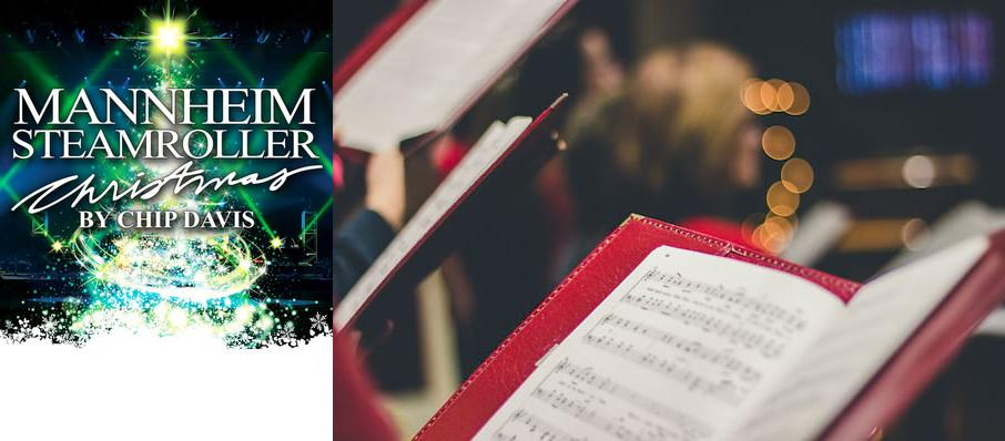 Mannheim Steamroller at Kansas Expocentre