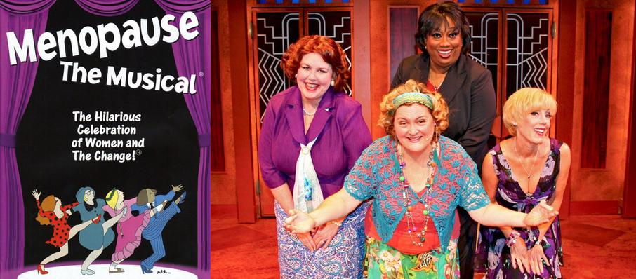 Menopause - The Musical at Muriel Kauffman Theatre
