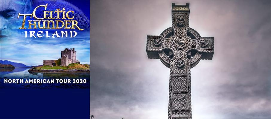 Celtic Thunder at Arvest Bank Theatre at The Midland