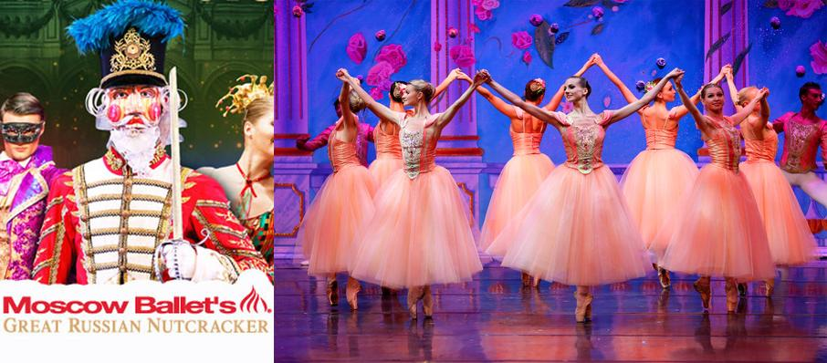 Moscow Ballet's Great Russian Nutcracker at Arvest Bank Theatre at The Midland