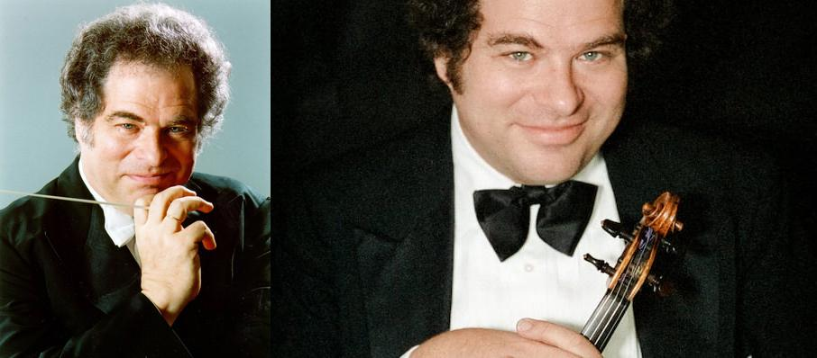 Itzhak Perlman at Helzberg Hall