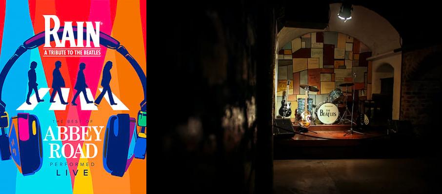Rain - A Tribute to the Beatles at Arvest Bank Theatre at The Midland