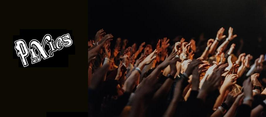 Pixies at Arvest Bank Theatre at The Midland