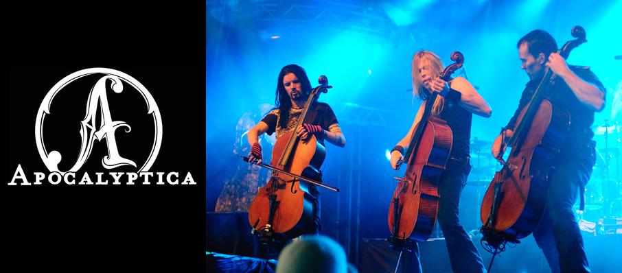 Apocalyptica at Uptown Theater