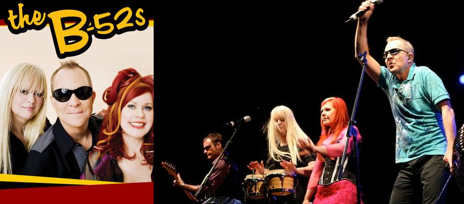 The B-52s at Uptown Theater
