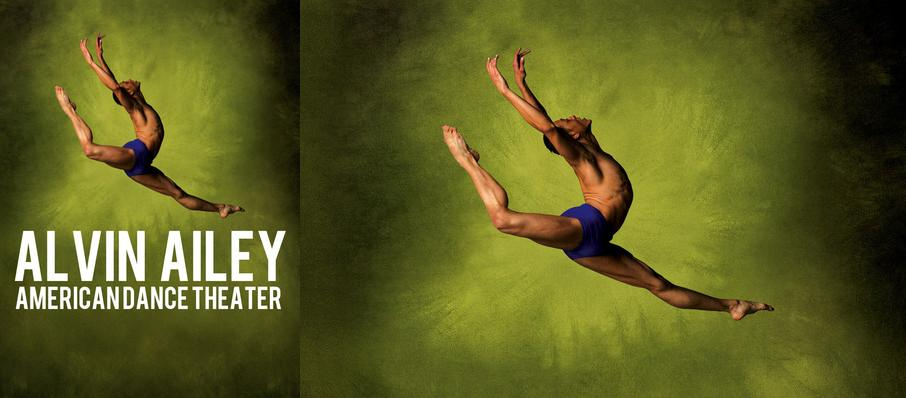 Alvin Ailey American Dance Theater at Folly Theater