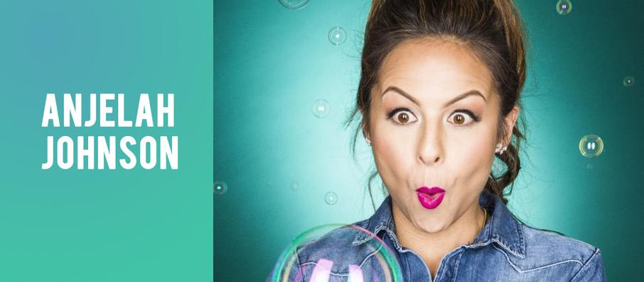Anjelah Johnson at Arvest Bank Theatre at The Midland