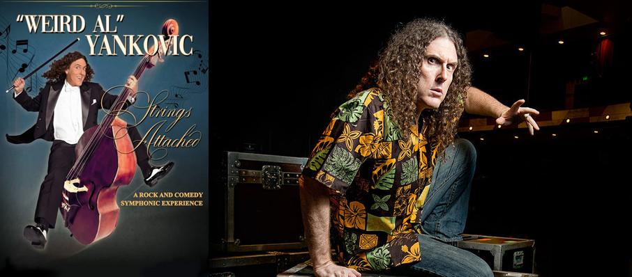 Weird Al Yankovic at Starlight Theater