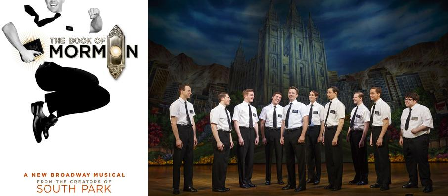 The Book of Mormon at Music Hall Kansas City