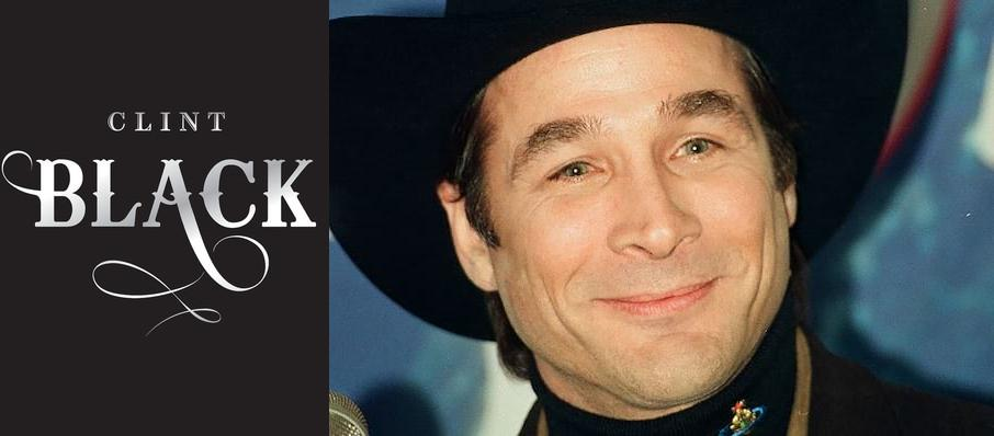 Clint Black at Ameristar Casino & Hotel