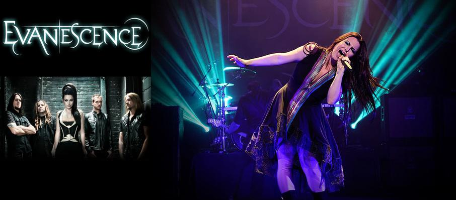 Evanescence at Starlight Theater