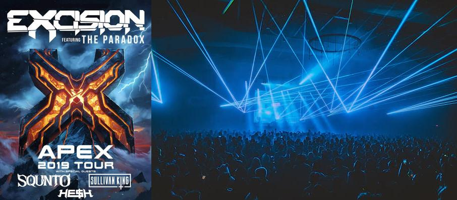 Excision at Arvest Bank Theatre at The Midland