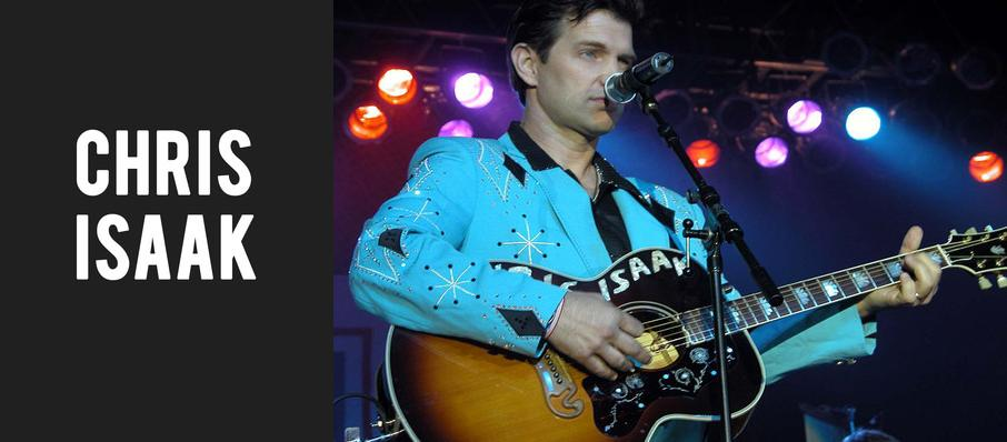 Chris Isaak at Uptown Theater