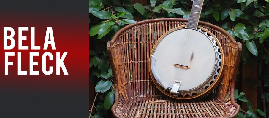 Bela Fleck at Helzberg Hall