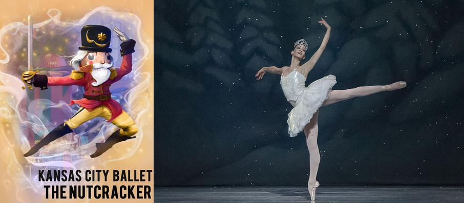 Kansas City Ballet - The Nutcracker at Muriel Kauffman Theatre