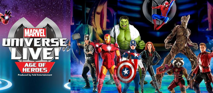 Marvel Universe Live! at Sprint Center