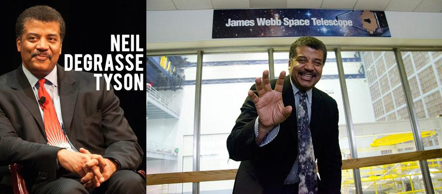 Neil DeGrasse Tyson at Arvest Bank Theatre at The Midland