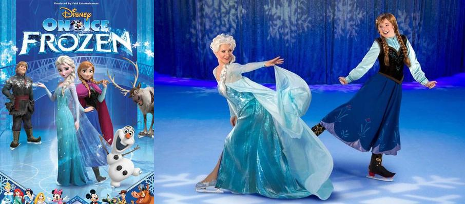 Disney On Ice: Frozen at Kansas Expocentre