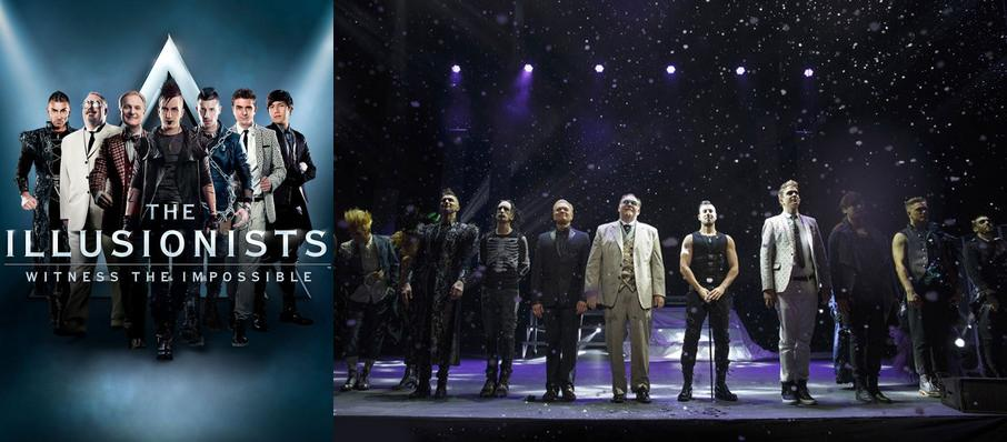 The Illusionists at Starlight Theater