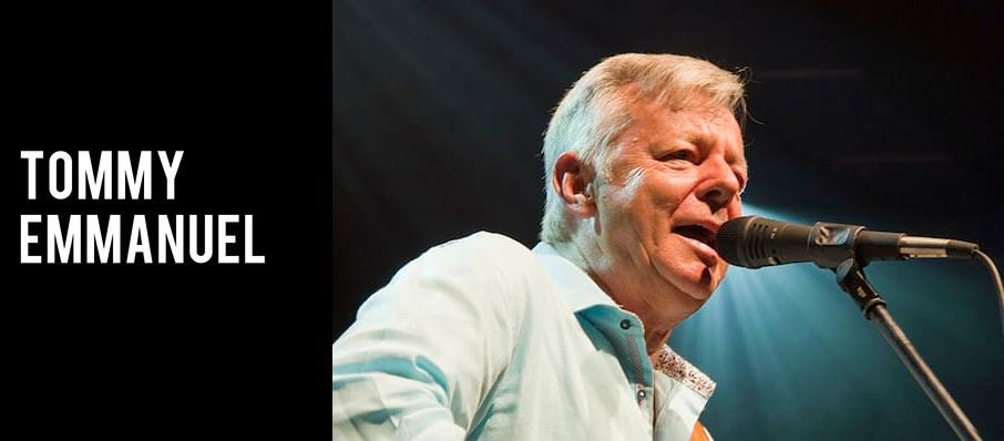 Tommy Emmanuel at Arvest Bank Theatre at The Midland