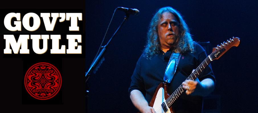 Gov't Mule at Uptown Theater