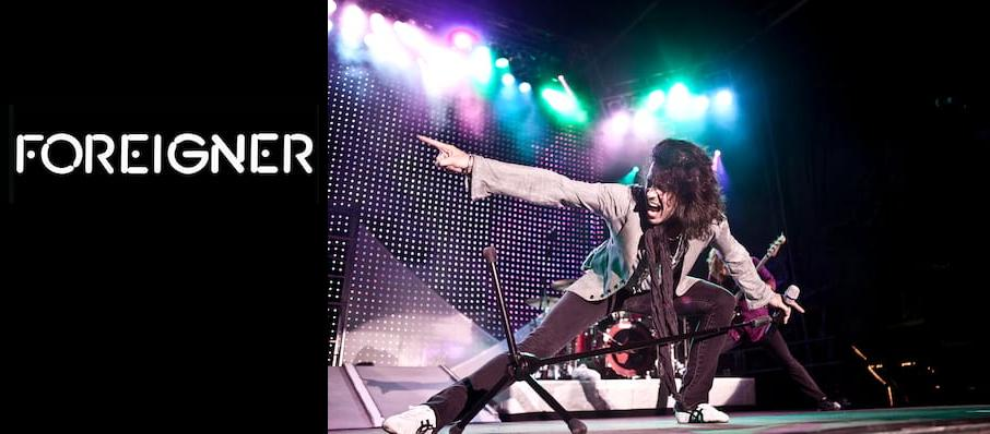 Foreigner at Starlight Theater