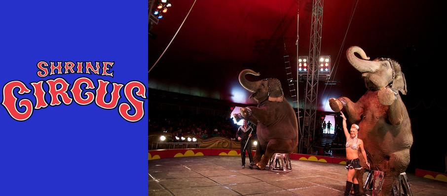 Shrine Circus at Kansas Expocentre