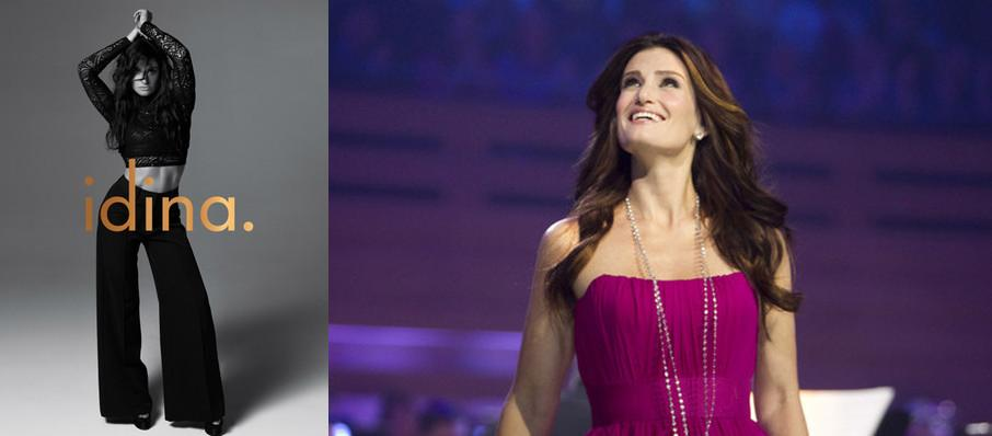 Idina Menzel at Starlight Theater