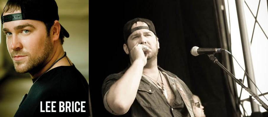 Lee Brice at Power & Light District