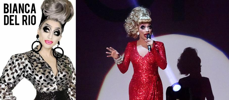 Bianca Del Rio at Folly Theater
