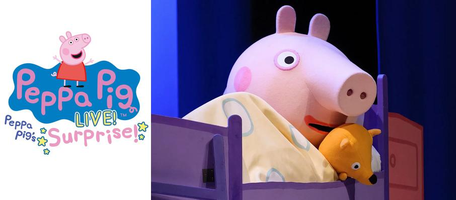 Peppa Pig's Big Splash at Arvest Bank Theatre at The Midland
