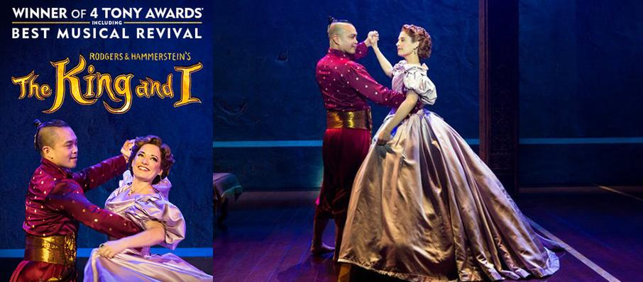 Rodgers & Hammerstein's The King and I at Starlight Theater