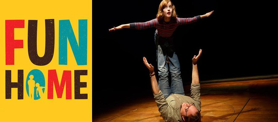 Fun Home at Muriel Kauffman Theatre