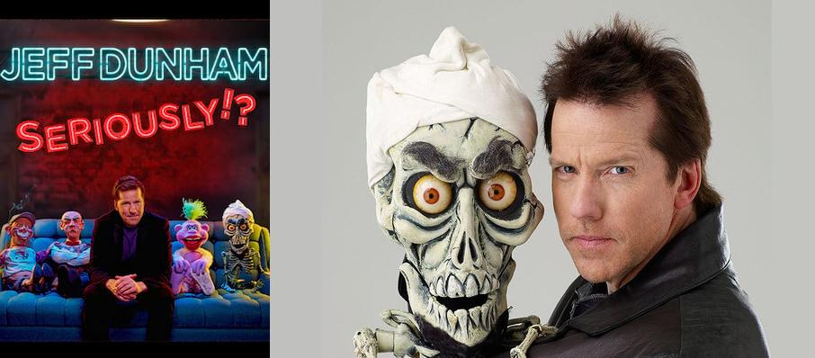 Jeff Dunham at Sprint Center