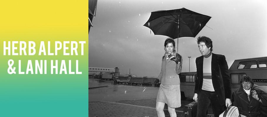 Herb Alpert & Lani Hall at Arvest Bank Theatre at The Midland