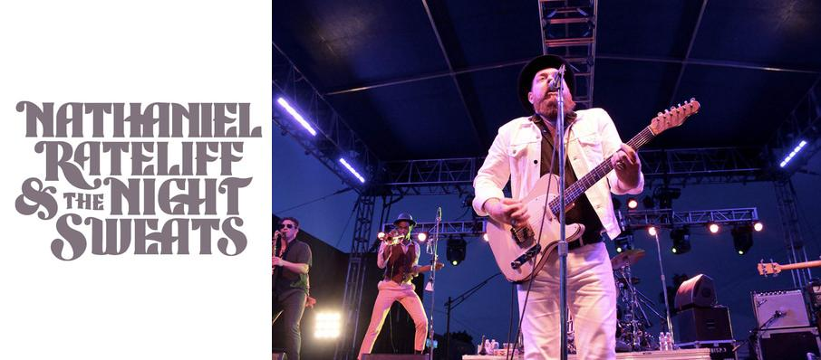 Nathaniel Rateliff and The Night Sweats at Crossroads