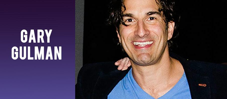 Gary Gulman at Madrid Theatre