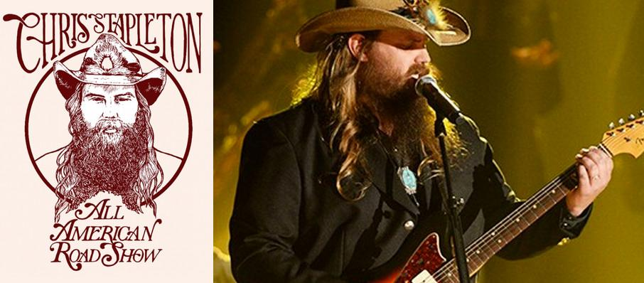 Chris Stapleton at Sprint Center