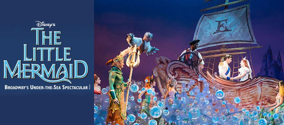 Disney's The Little Mermaid at Starlight Theater
