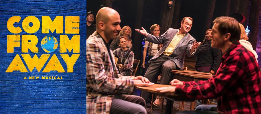 Come From Away at Music Hall Kansas City