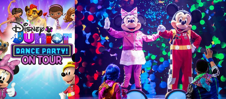 Disney Junior Live: Dance Party at Arvest Bank Theatre at The Midland