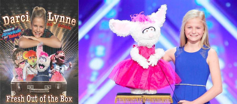 Darci Lynne at Arvest Bank Theatre at The Midland