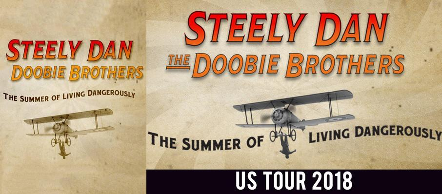 Steely Dan and The Doobie Brothers at Starlight Theater