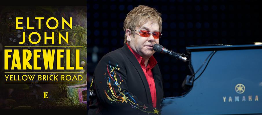 Elton John at Sprint Center