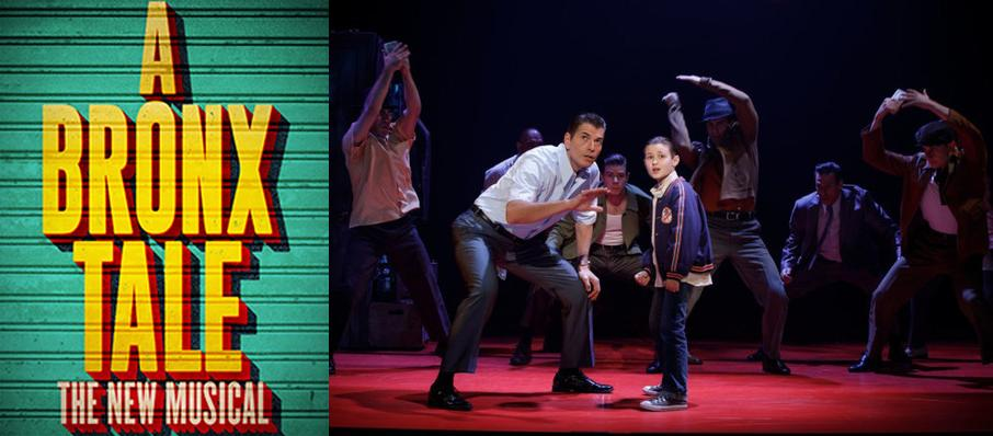 A Bronx Tale at Starlight Theater