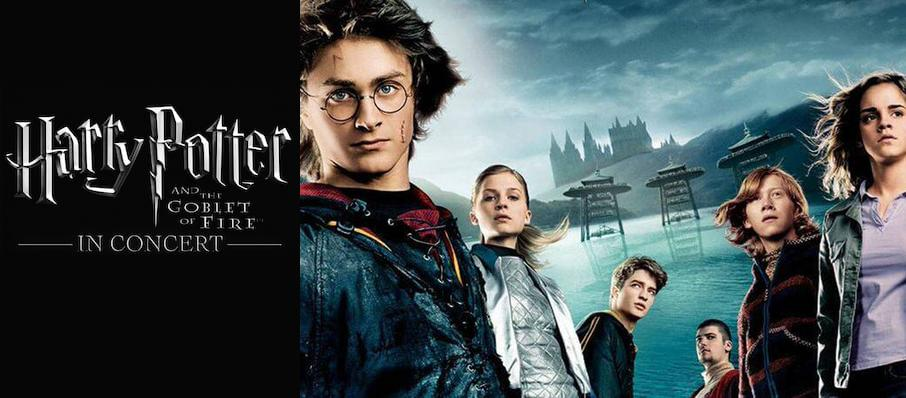 Harry Potter and the Goblet of Fire in Concert at Muriel Kauffman Theatre