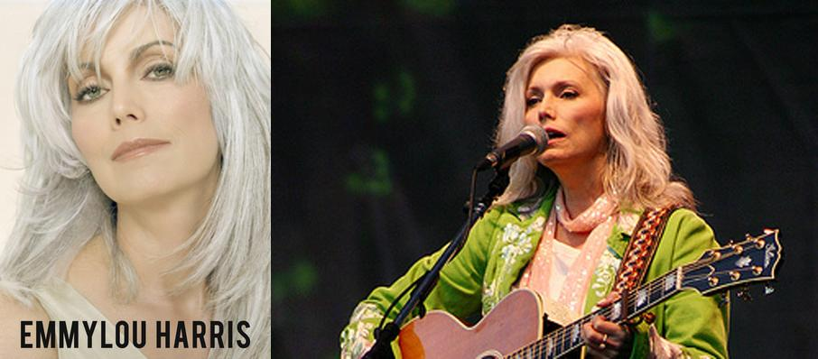 Emmylou Harris at Yardley Hall
