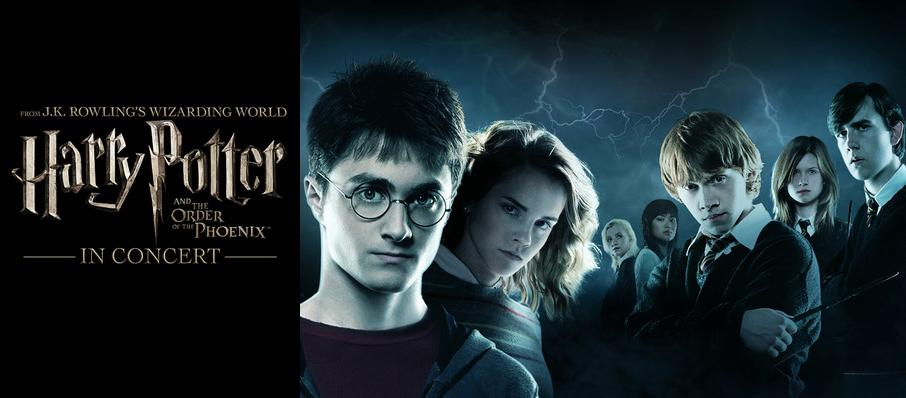 Harry Potter and the Order of the Phoenix in Concert at Helzberg Hall