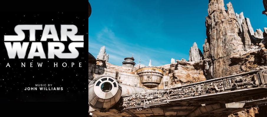 Star Wars: A New Hope In Concert at Helzberg Hall